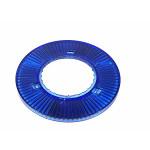 Pop Bumper Collar - Blue