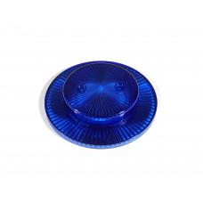 Pop Bumper Cap with Collar - Blue