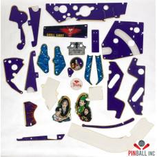 Dracula Playfield Plastic Super Set