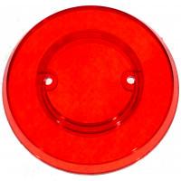 Amber Transparent Pop Bumper Cap