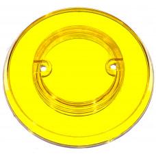 Yellow Transparent Pop Bumper Cap