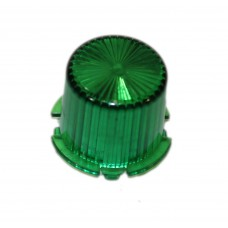 Dome With Twist Lock - Green