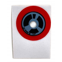 Dr. Who Target Decal