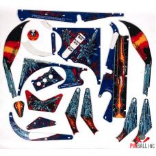 Elektra Playfield Plastic Set (17pc.)