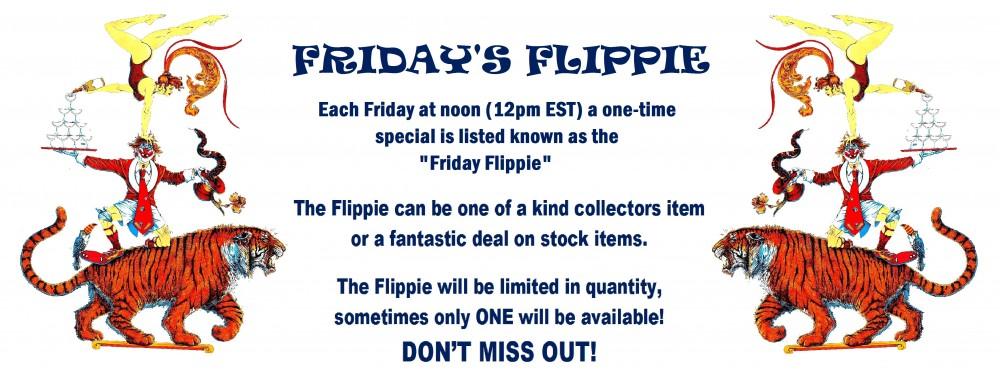 Friday's Flippie