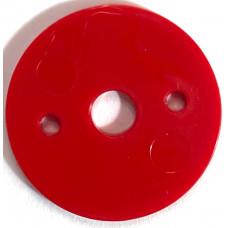 Red Cyclone/Hurricane Drive Belt Washer