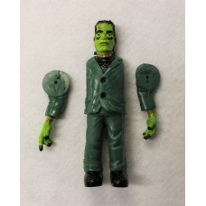 !!! Friday Flippie !!! Monster Bash Frankenstein Figure (3pc Set) Williams - SOLD OUT -