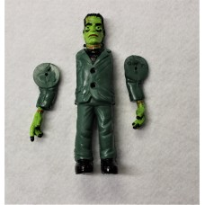 Monster Bash Frankenstein Figure (3pc Set) Williams