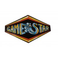 RARE NOS CAPCOM GAMESTAR DECAL!!!
