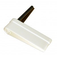 NEW ITEM!!   Flipper Bat with Shaft-Williams Logo White