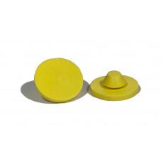 "Bumper Pad Yellow - 1"" Round"