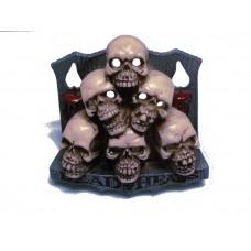 Skull Pile-Scared Stiff