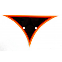 The Shadow  Triangle Decal