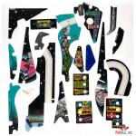 CFTBL Playfield Plastic Set (20pc.)