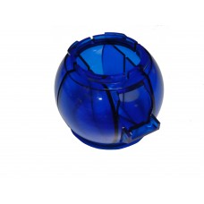 Twilight Zone Gumball Globe-Blue