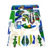 Fish Tales Playfield Plastic Set