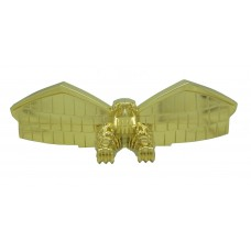 Judge Dredd Eagle Topper-Gold plated finish