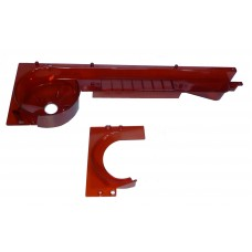 NEW ITEM!!   RED Taxi Spinout Ramp with Ball Retainer.