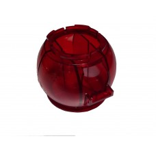 Twilight Zone Gumball Globe-Red