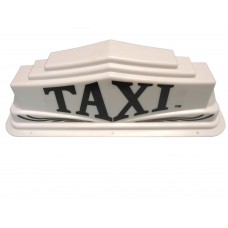 Taxi Backbox Topper